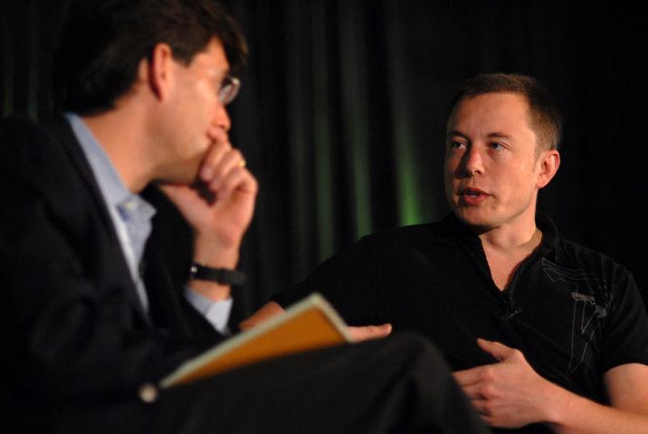 Elon Musk Libro