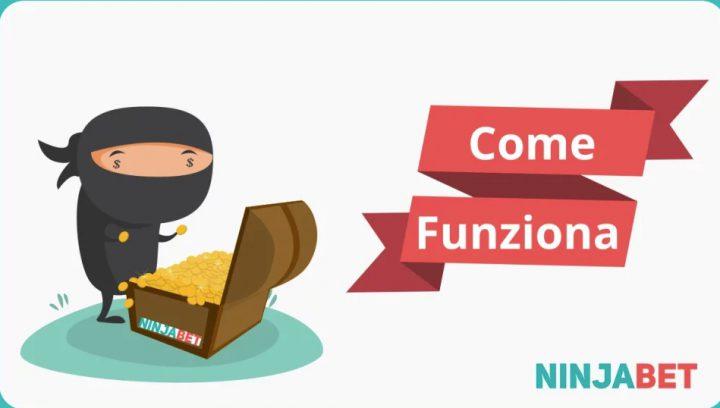 Funzionamento Ninja Bet