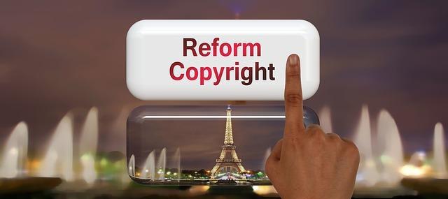 Copyright Europa internet