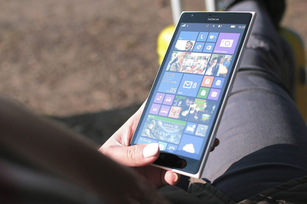 windows phone mobile